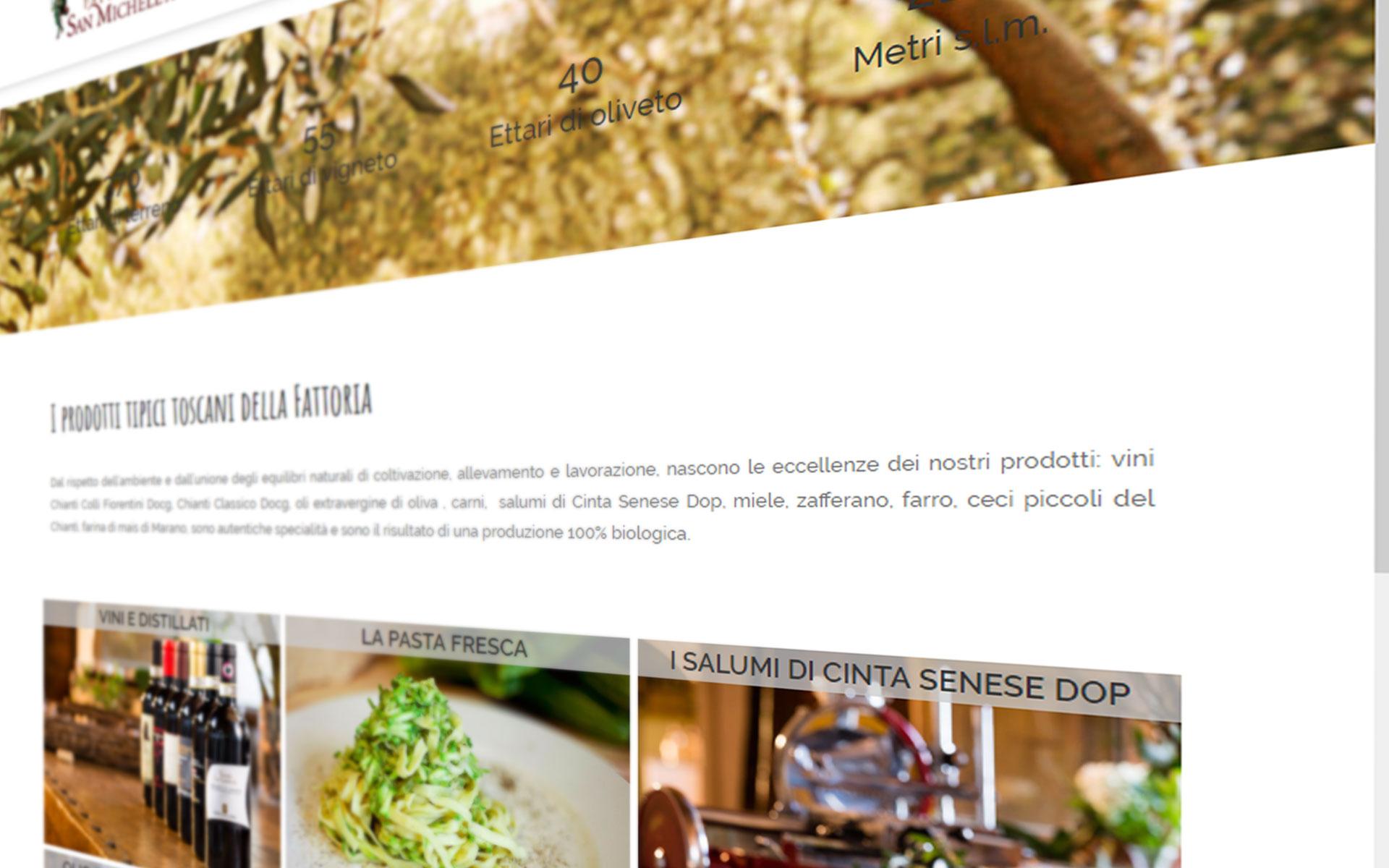 Web Site Close-up