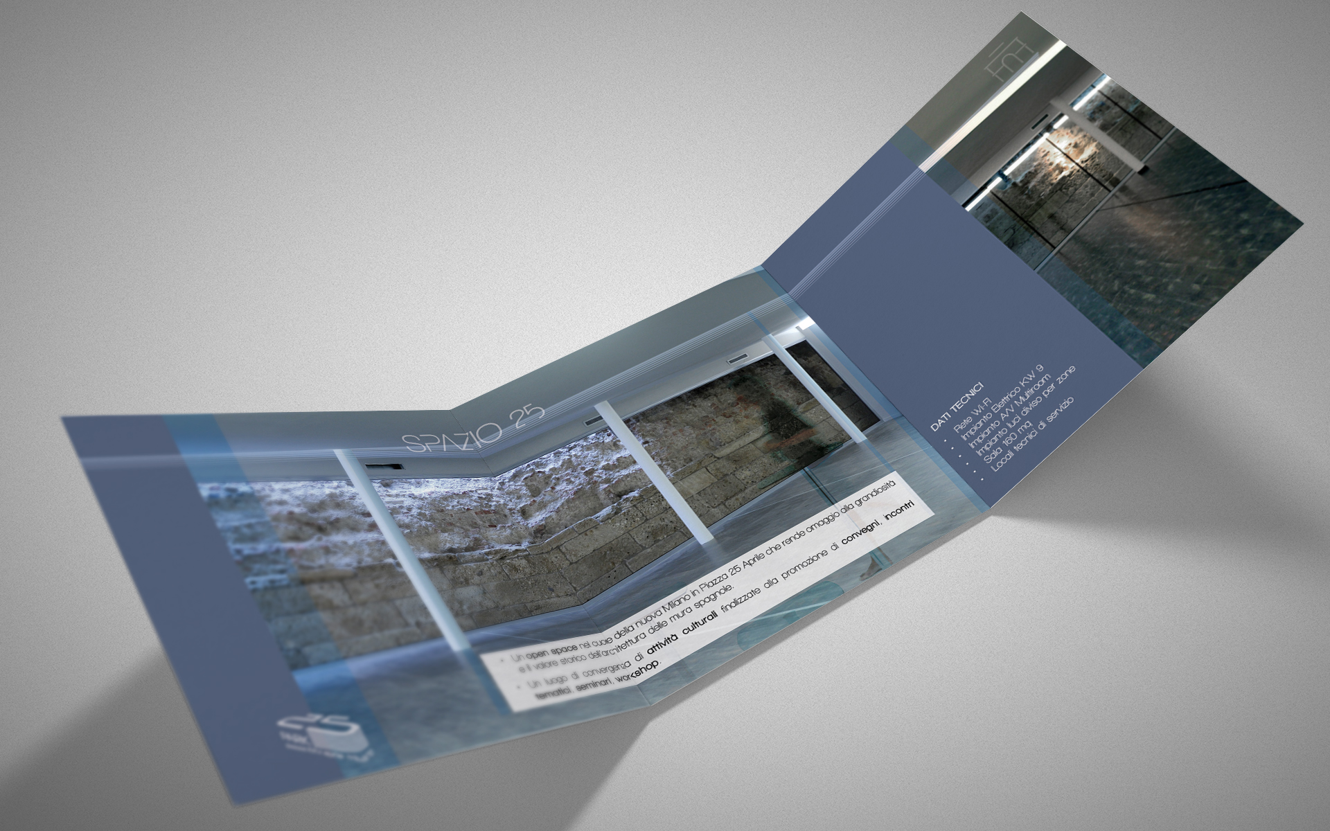 Trifold BrochureEsterno