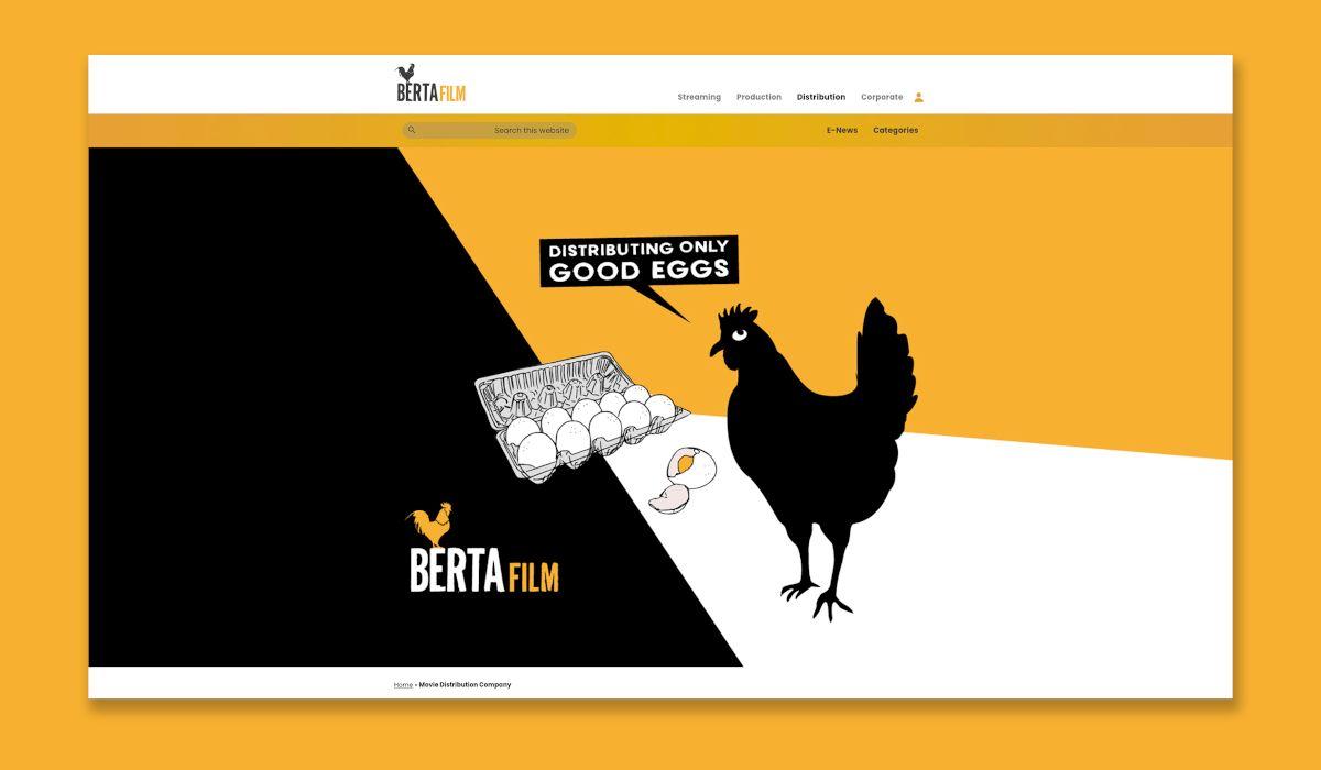 Bertafilm Web Division 1
